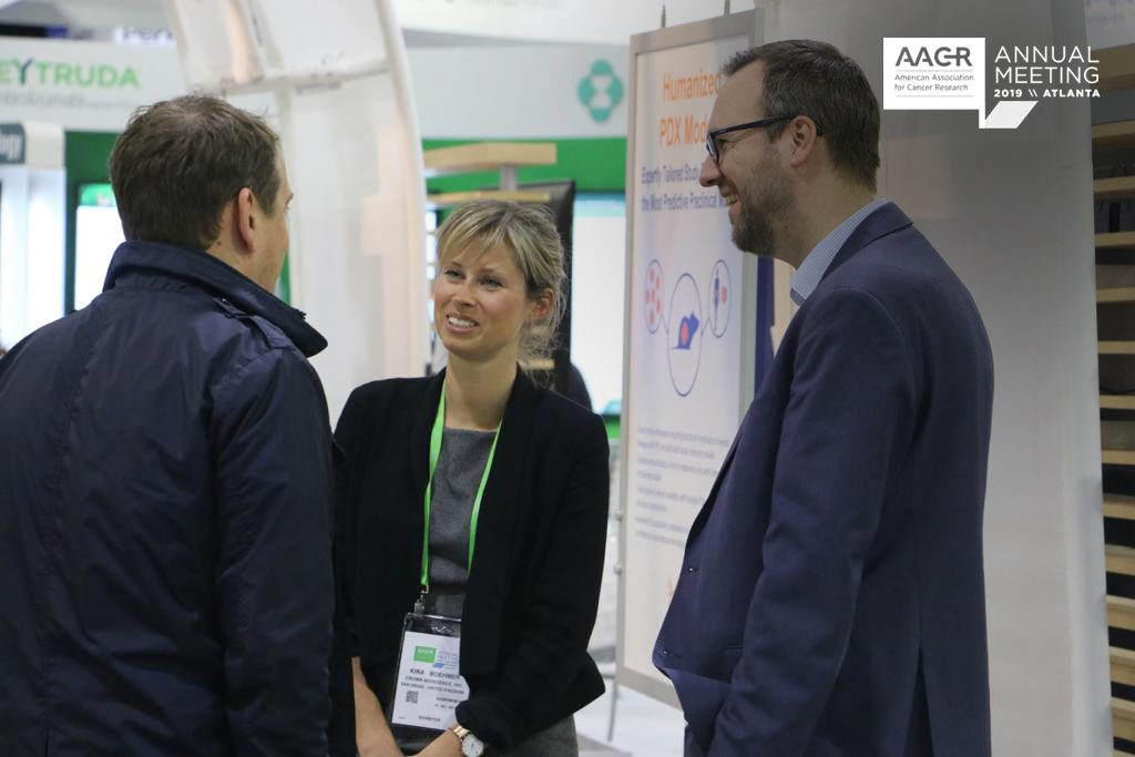 Humanized Model Update at AACR 2019