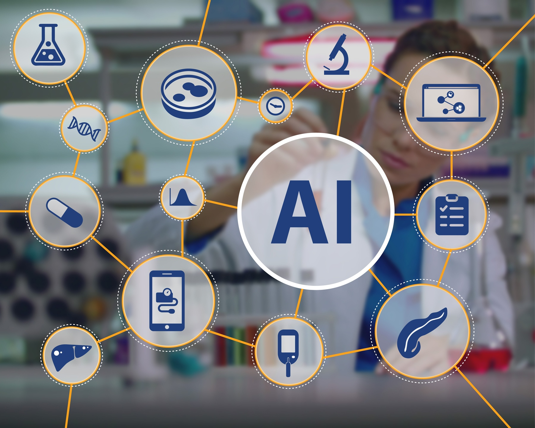 Artificial Intelligence for Life Science Diagnostics
