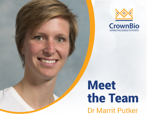 Meet the CrownBio Team: Dr Marrit Putker, Organoid Research Scientist